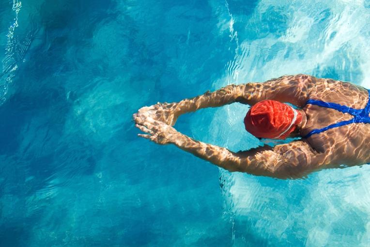 Swimming (photo source istockphoto)