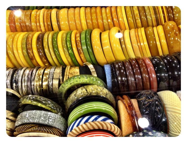 Bakelite Bracelets